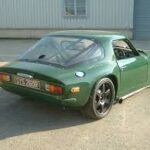 The TVR 3000M Turbo and 5000M Sports Car Review