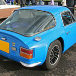 The TVR Vixen Series 2 and 3 Sports Car Review
