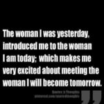 The Woman In Me Quotes