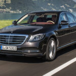The best luxury car: Mercedes