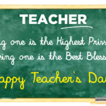 Thoughts On Teachers Day By Students