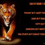 Tiger Quotes And Sayings Pinterest
