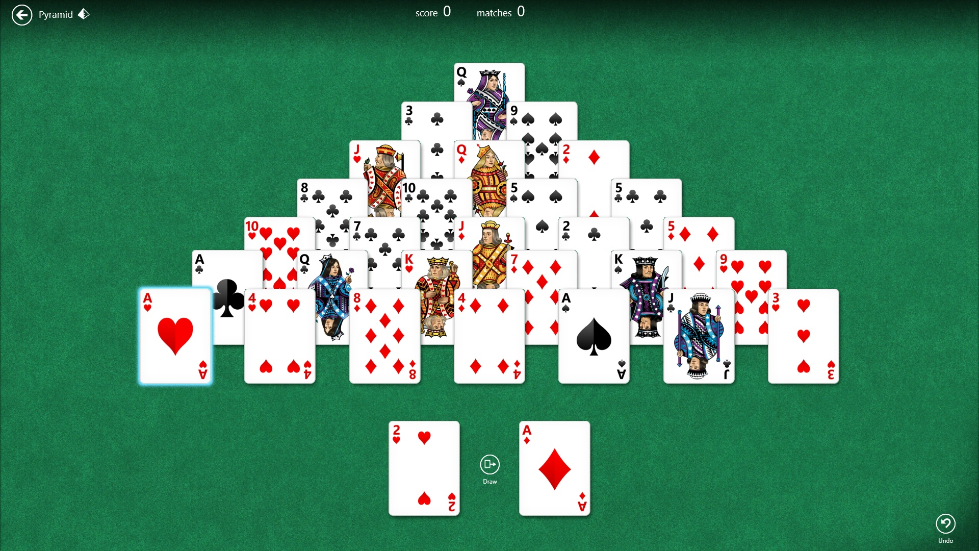 Tips For Playing Pyramid Solitaire How To Play Pyramid Solitaire