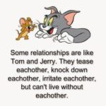 Tom And Jerry Funny Quotes Facebook
