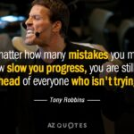 Tony Robbins Sayings Twitter