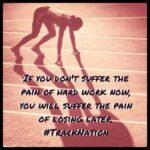Track Motivational Quotes Pinterest