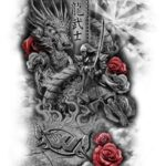 Trendy custom tattoo designs for you