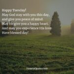 Tuesday Blessings And Quotes Facebook