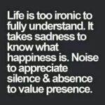 Understanding Life Quotes