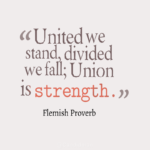 Union Strength Quotes Twitter