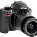 Using the Nikon D3400 DSLR Camera Retouch Menu