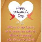 Valentine Day Love Sms Twitter