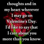 Valentine Day Thoughts