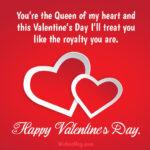 Valentine Day Wishes For Girlfriend Facebook