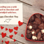 Valentine Week Chocolate Day Quotes Facebook