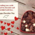 Valentine Week Chocolate Day Quotes Facebook