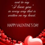 Valentines Card Messages Facebook