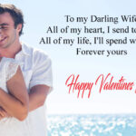 Valentines Day Greetings For Wife Twitter