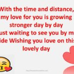 Valentine's Day Message For Long Distance Relationship Twitter