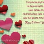 Valentines Day Quotes For My Boyfriend Pinterest