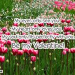 Valentines Message To Girlfriend Tumblr
