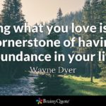 Wayne Dyer Quotes On Love Twitter