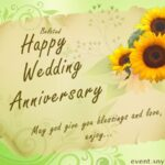 Wedding Anniversary Wishes Cards Pinterest