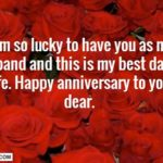 Wedding Anniversary Wishes For Hubby Facebook