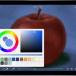 What are the advantages of digital painting?