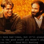 Will Hunting Quotes Pinterest