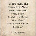 William Shakespeare Romantic Quotes Tumblr