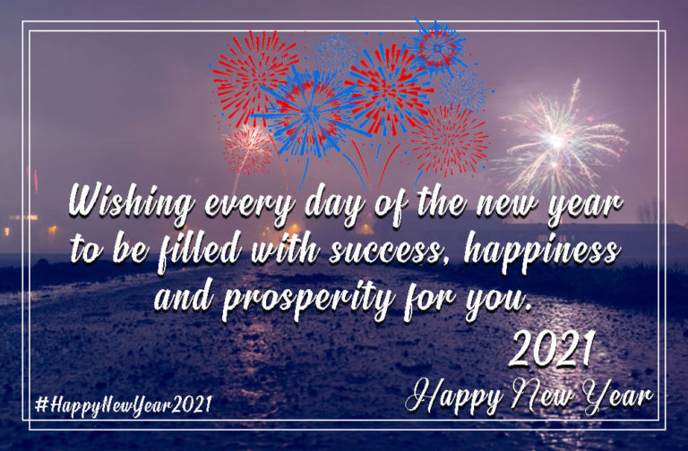 Wishes For The New Year 2021 Facebook – Buy Now