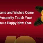 Wishes Of Happy New Year 2021 Facebook