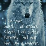 Wolf Quotes About Strength Pinterest