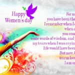 Women's Day Greetings Words
