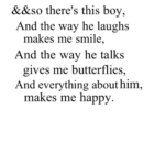 You Make Me Happy Quotes For Him Pinterest