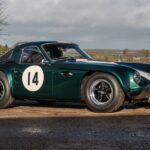 Zip Ahead With the Latest TVR Griffith 400 Sports Car